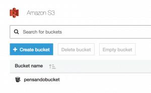 030 S3 bucket on AWS 300x185 - AWS CloudFront CDN: Come configurarla per velocizzare wordpress