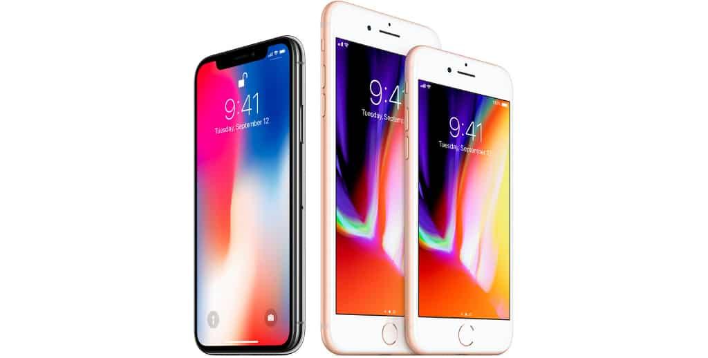 iphone 8 e x - Iphone 8 e Iphone X: prezzi e caratteristiche a confronto dei (nuovi) modelli Apple