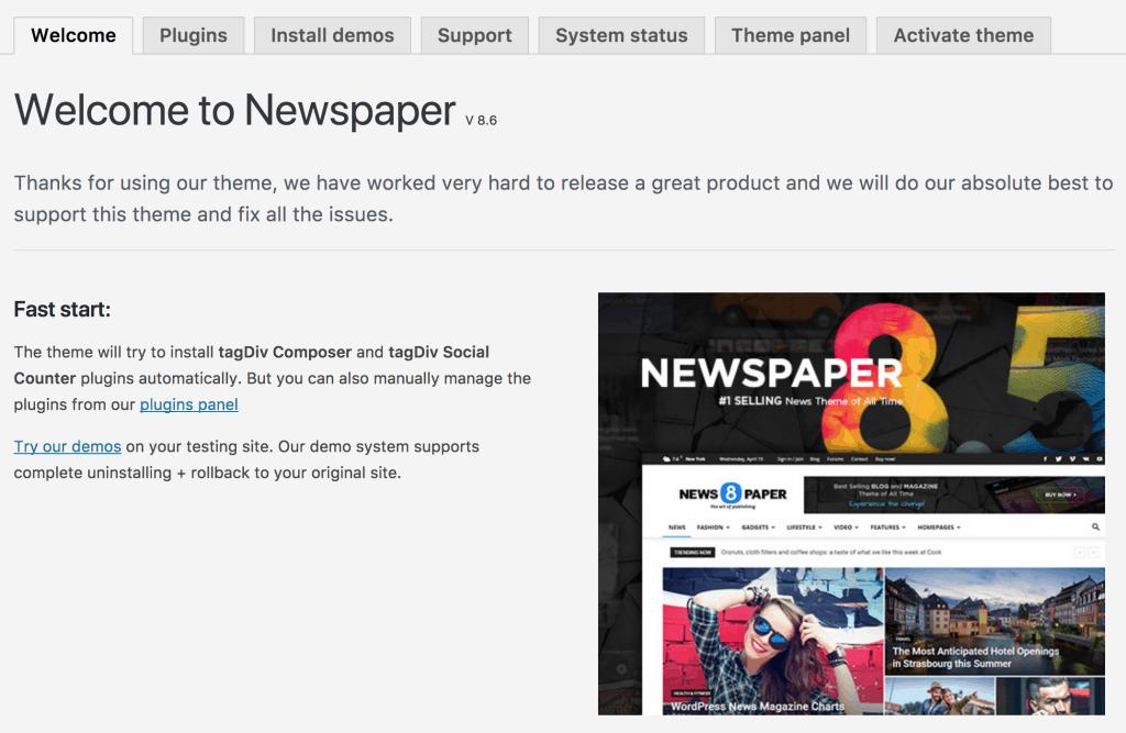 Newspaper 8.5 17 1024x667 - Il nuovo look di pensando.it: focus su novità, articoli e categorie con Newspaper 8.5