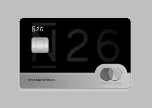 black 300x214 - N26: Il conto corrente gratuito che gestisci dal tuo iPhone