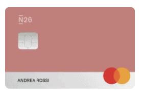 n26 smart - N26: Il conto corrente gratuito che gestisci dal tuo iPhone