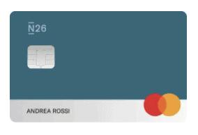 n26 you - N26: Il conto corrente gratuito che gestisci dal tuo iPhone