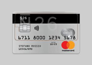 standard 300x214 - N26: Il conto corrente gratuito che gestisci (completamente) dal tuo iPhone