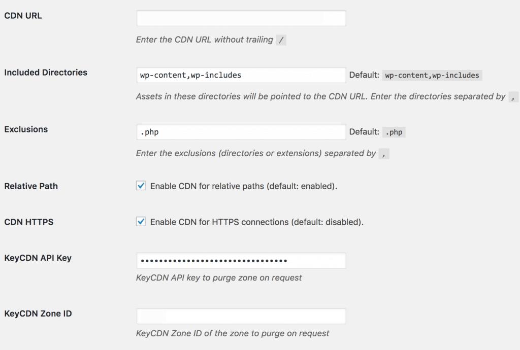 KeyCDN 15 1024x690 - Come integrare KeyCDN con il tuo blog wordpress