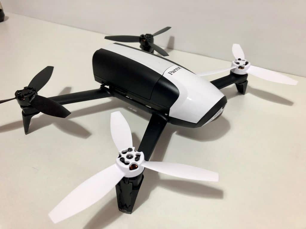 img 1 parrot bebop 2 1024x768 - Drone Parrot Bebop 2 FPV : Unboxing, Recensione e Video Tutorial