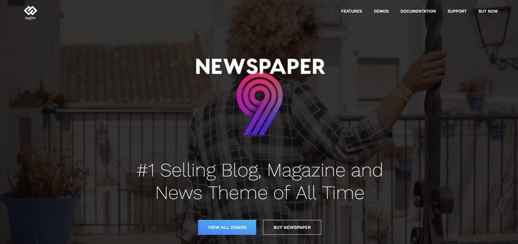 Temi professionali per wordpress newspaper