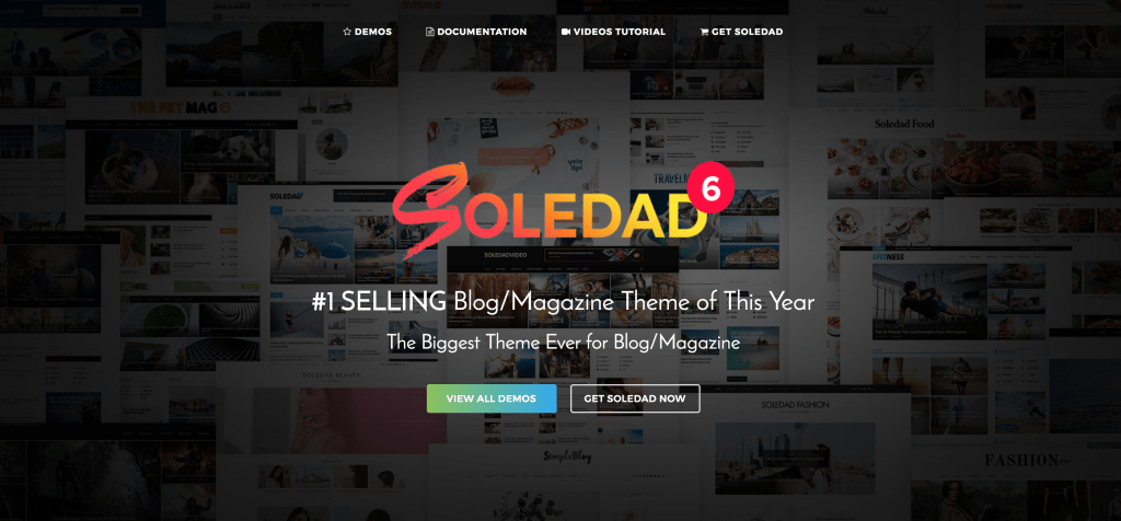 Temi professionali per wordpress soledad