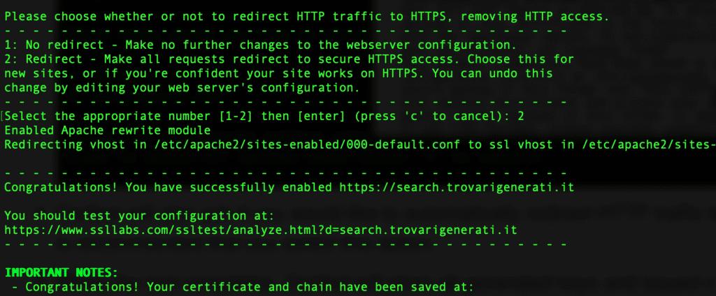installare https Linux Server 4 1024x424 - Come installare (gratis) il protocollo https sul tuo Linux Server (Ubuntu 18.04)
