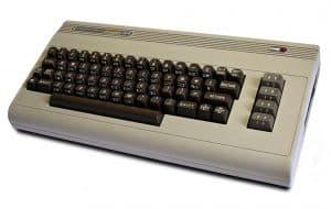 Commodore 64 300x190 - Tutto iniziò con un commodore VIC-20