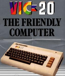 commodore vic20 computer
