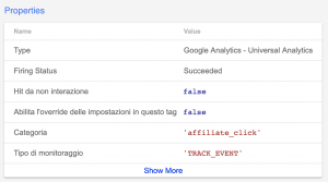12 google tag manager 300x167 - Google Tag Manager ed Analytics per monitorare i link affiliati