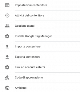 4 google tag manager 260x300 - Google Tag Manager ed Analytics per monitorare i link affiliati