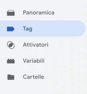 8 google tag manager 278x300 - Google Tag Manager ed Analytics per monitorare i link affiliati
