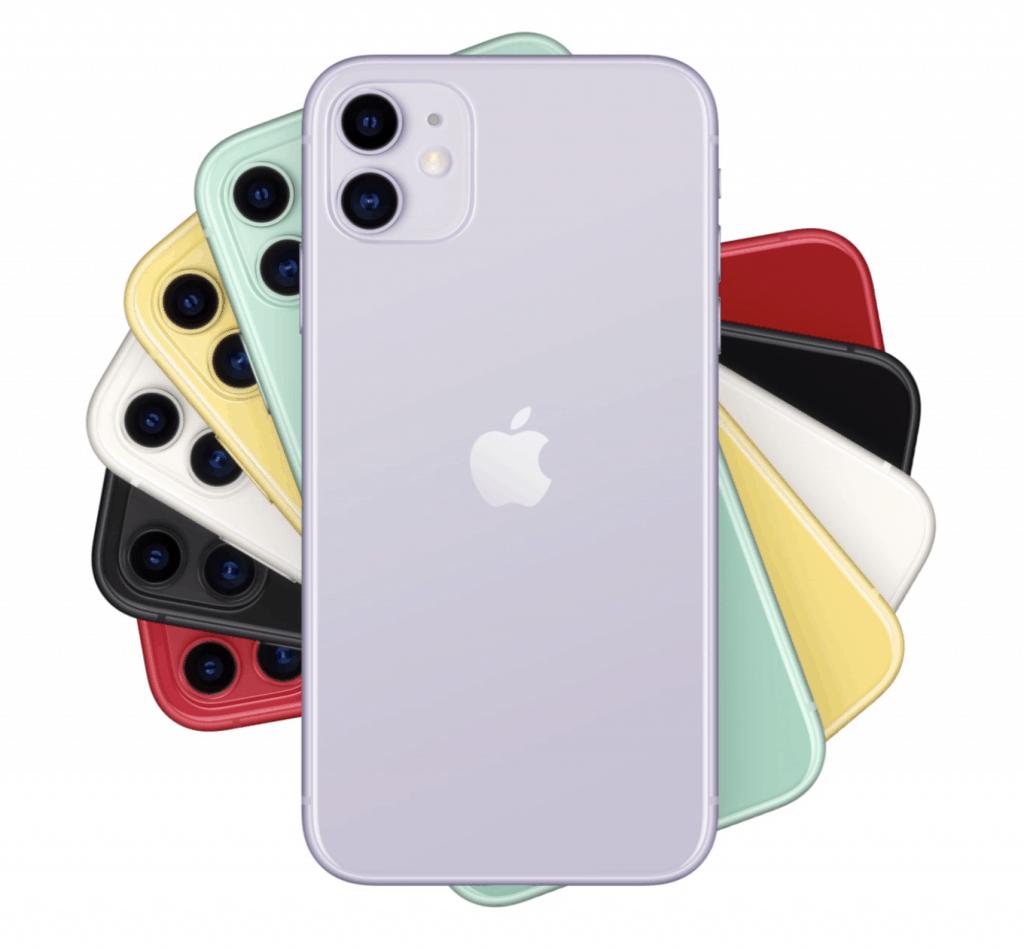 apple iphone 11 1 1024x950 - iPhone 11 Apple : modelli prezzi caratteristiche a confronto