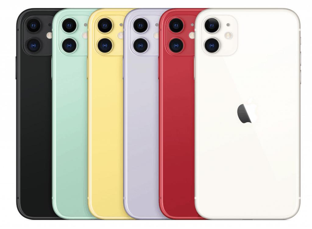 apple iphone 11 3 1024x751 - iPhone 11 Apple : modelli prezzi caratteristiche a confronto