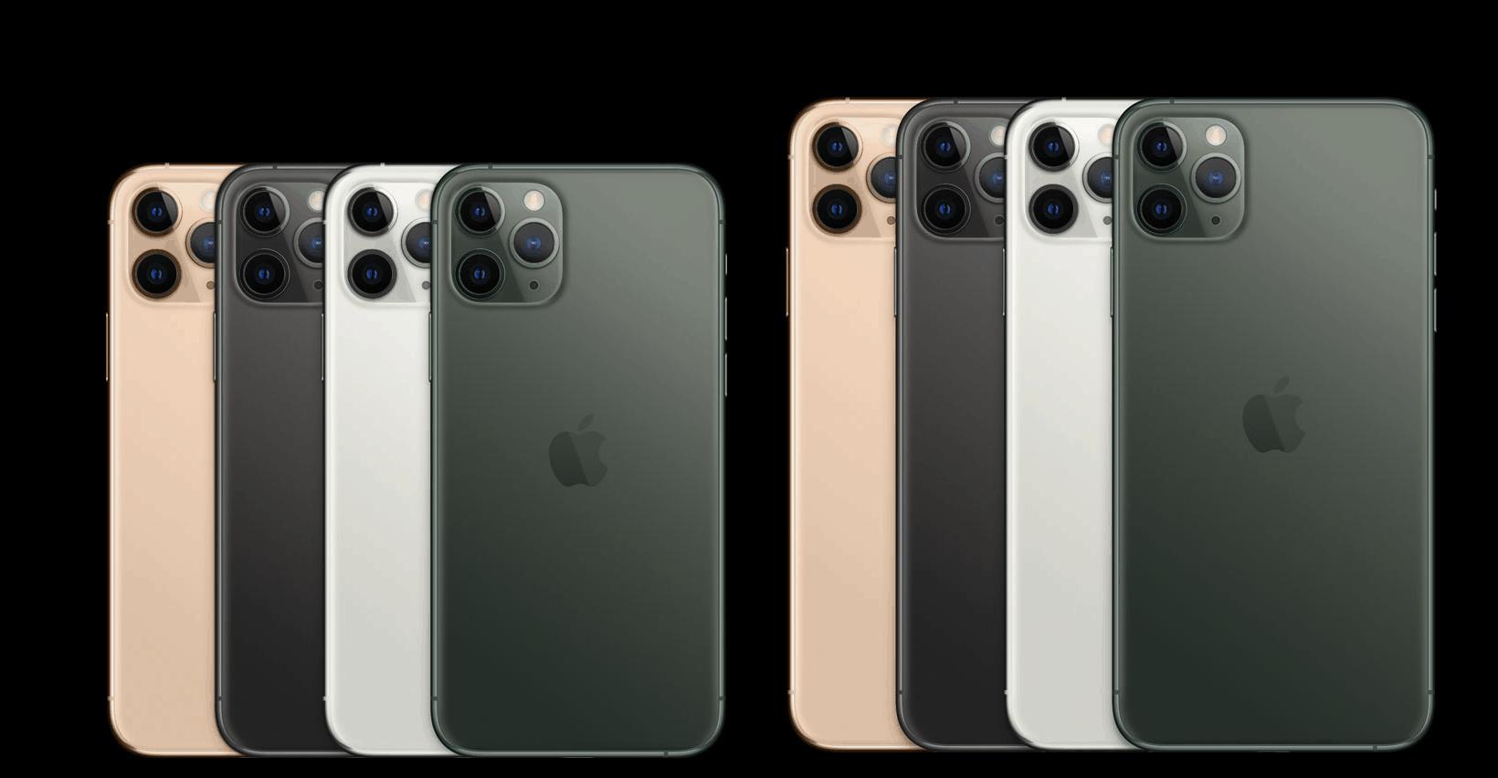 apple iphone 11 Pro e Pro Max 6 - iPhone 11 Apple : modelli prezzi caratteristiche a confronto