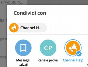 4 bot telegram collega bot a canale 3 300x229 - Come gestire un canale telegram usando i bot