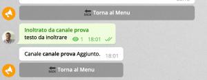 4 bot telegram collega bot a canale 4 300x117 - Come gestire un canale telegram usando i bot