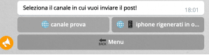 4 bot telegram collega bot a canale 5 300x80 - Come gestire un canale telegram usando i bot