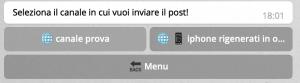 6 bot telegram crea post 1 300x83 - Come gestire un canale telegram usando i bot
