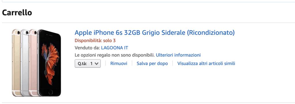 2 come comprare un iphone ricondizionato su amazon 1024x362 - Come comprare un iPhone ricondizionato su Amazon