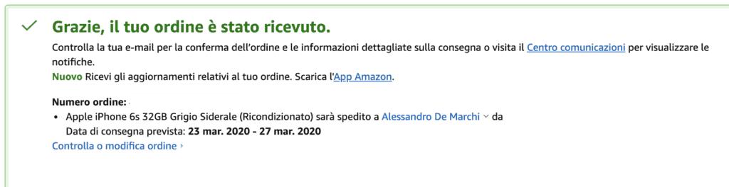 5 come comprare un iphone ricondizionato su amazon 1 1024x264 - Come comprare un iPhone ricondizionato su Amazon