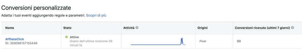 17 pixel facebook 1024x173 - Pixel Facebook e Google Tag Manager per monitorare link affiliati
