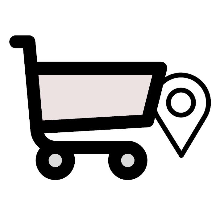 trovalaspesa logo icon white black - portfolio