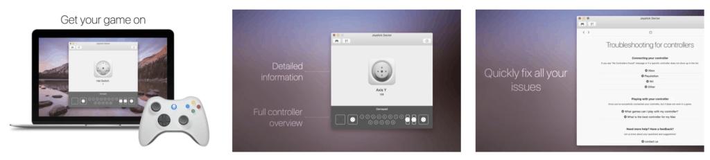 Joystick Doctor 2 1024x231 - I migliori joystick per mac