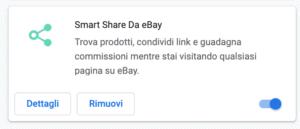 ebay smart share 4 300x129 - Ebay Partner Network: come convertire i link di tracciamento rover