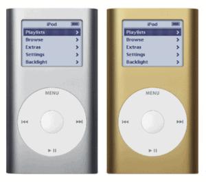 1 ipod mini 300x265 - I migliori ecommerce dove acquistare ipod in offerta