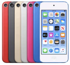 7 ipod touch 7a gen 300x279 - I migliori ecommerce dove acquistare ipod in offerta