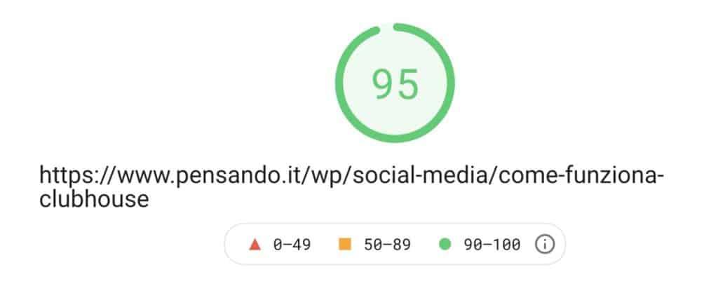 6 neve googlepagespeed 1024x408 - Tema Neve Wordpress: nuovo look con focus su velocità e performance