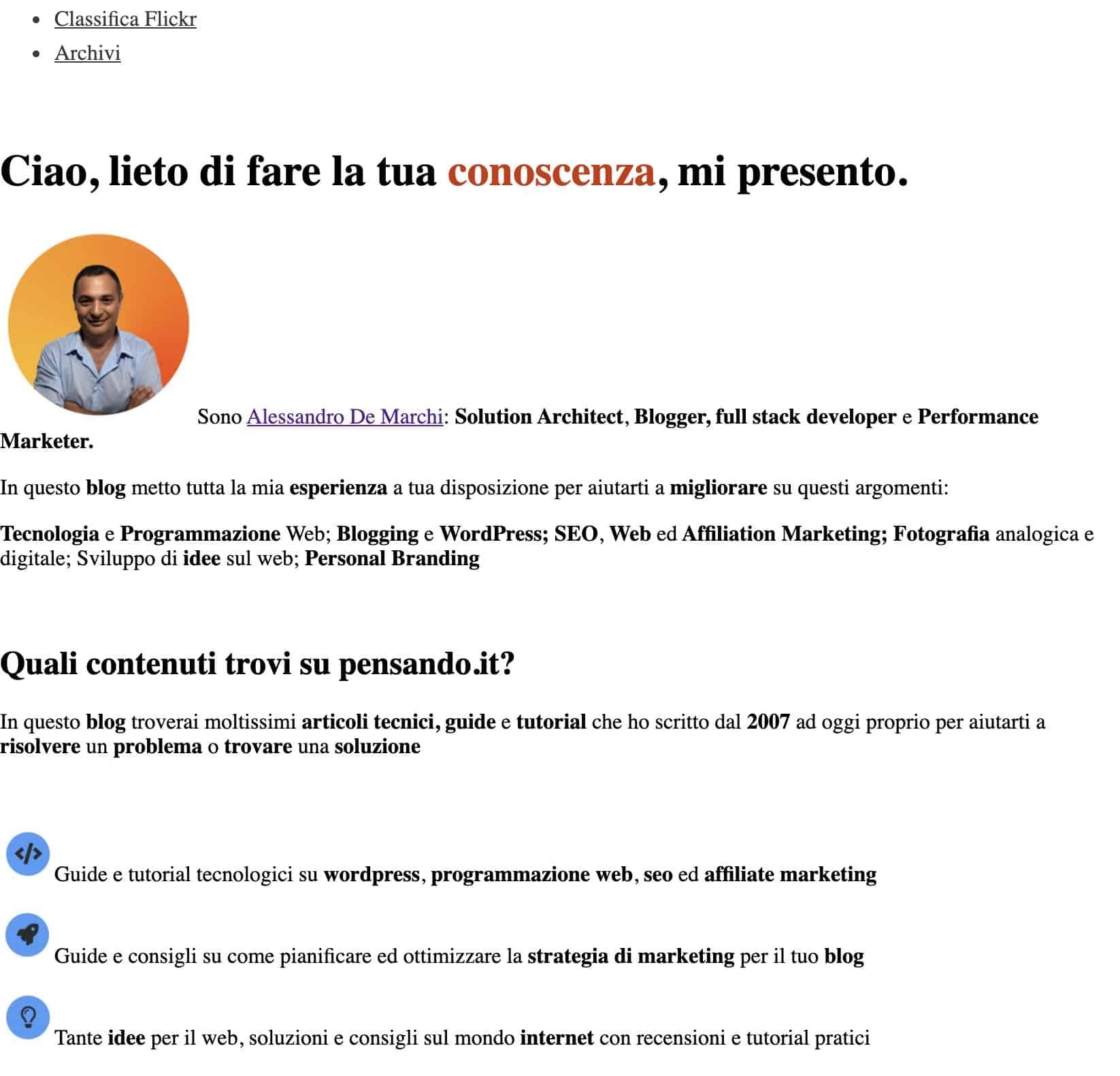 10 wordpress modalita diagnostica - Come attivare la modalità diagnostica su wordpress