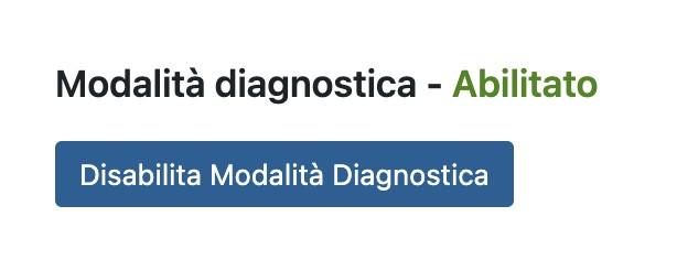 8 wordpress modalita diagnostica - Come attivare la modalità diagnostica su wordpress
