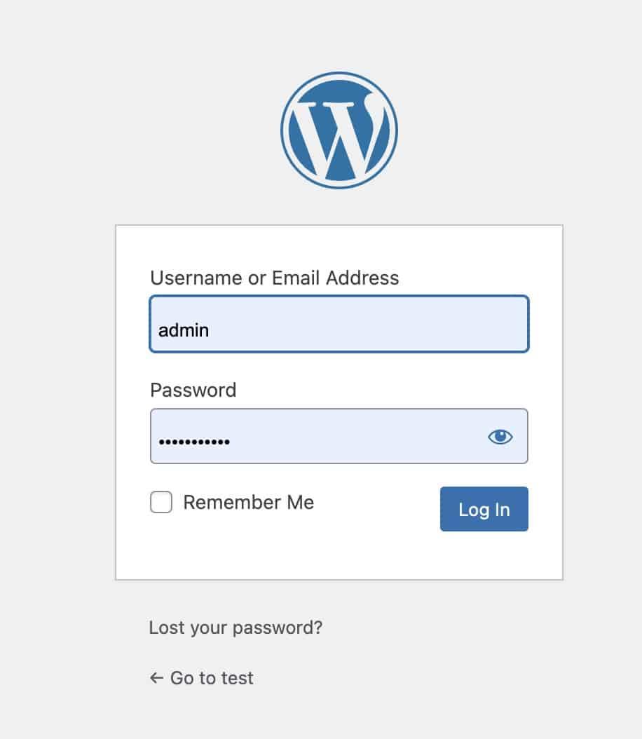 Come installare wordress in locale su macOs 5 - Come installare wordress in locale su macOs